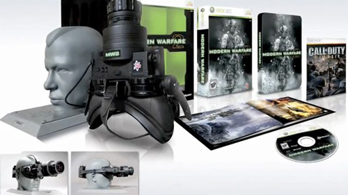 Call of Duty with NVG