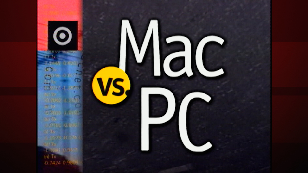 Video: Watch users sound off on Mac v. PC debate in 1995