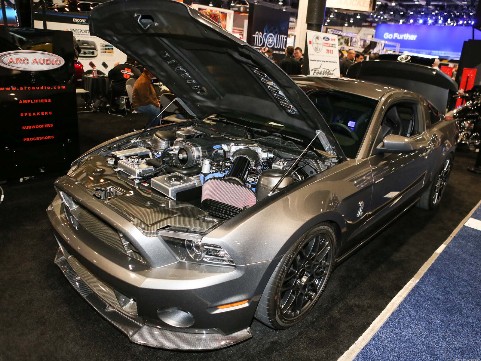ARC Audio Ford Shelby GT500
