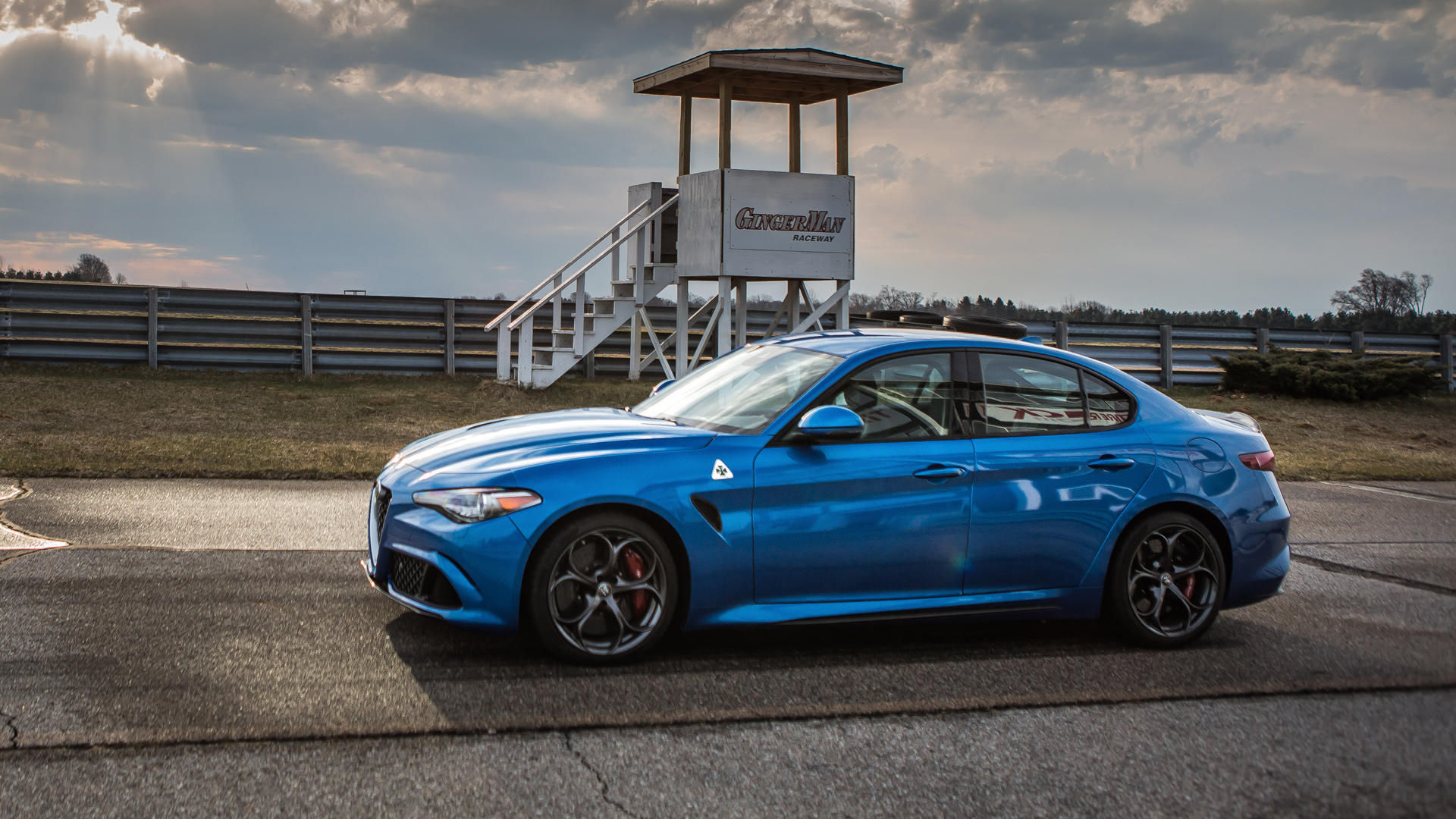 Video: 2018 Alfa Romeo Giulia Quadrifoglio will stir a driver's soul