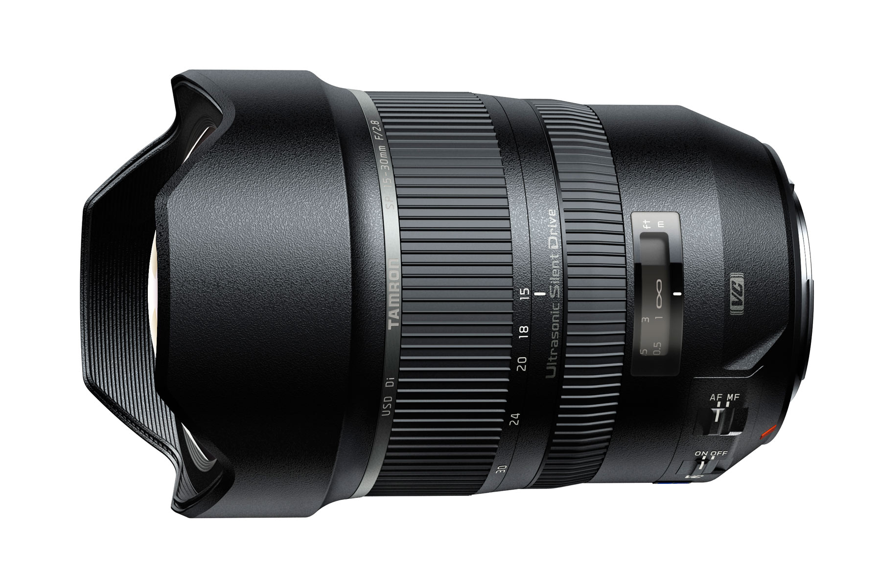 The Tamron SP 15-30mm F2.8 Di VC USD (model A012) is geared for full-frame shooters who appreciate a fast aperture and image stabilization.