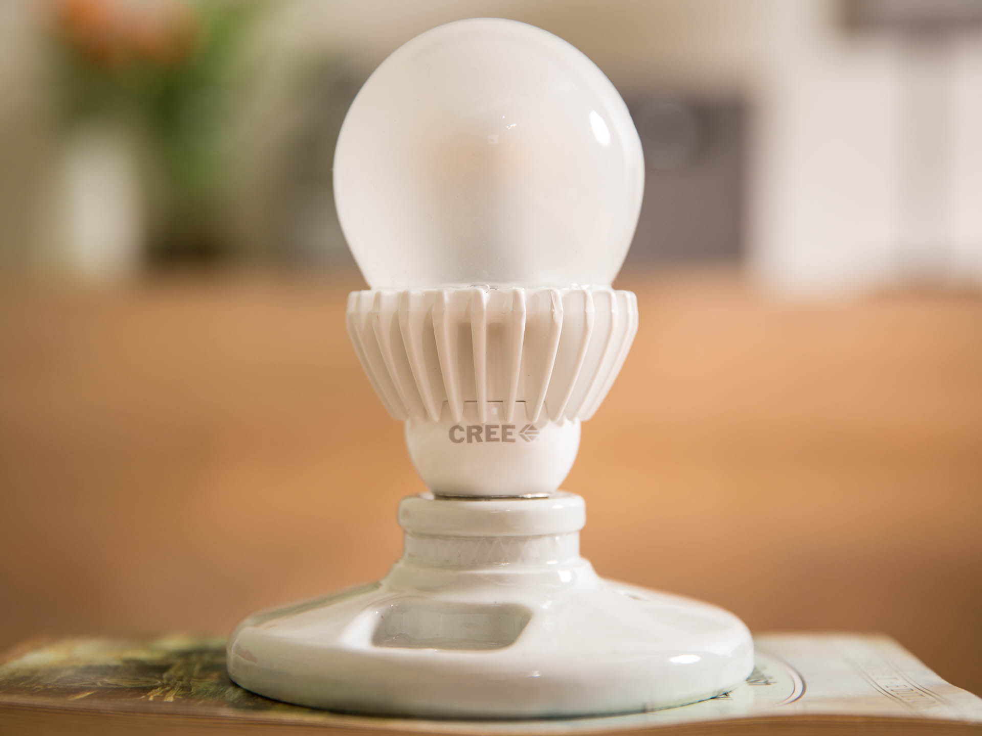 Cree's bigger, brighter LED holds up to strong competition