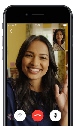 Whatsapp Launches Video Chat Challenger To Facetime Skype Cnet