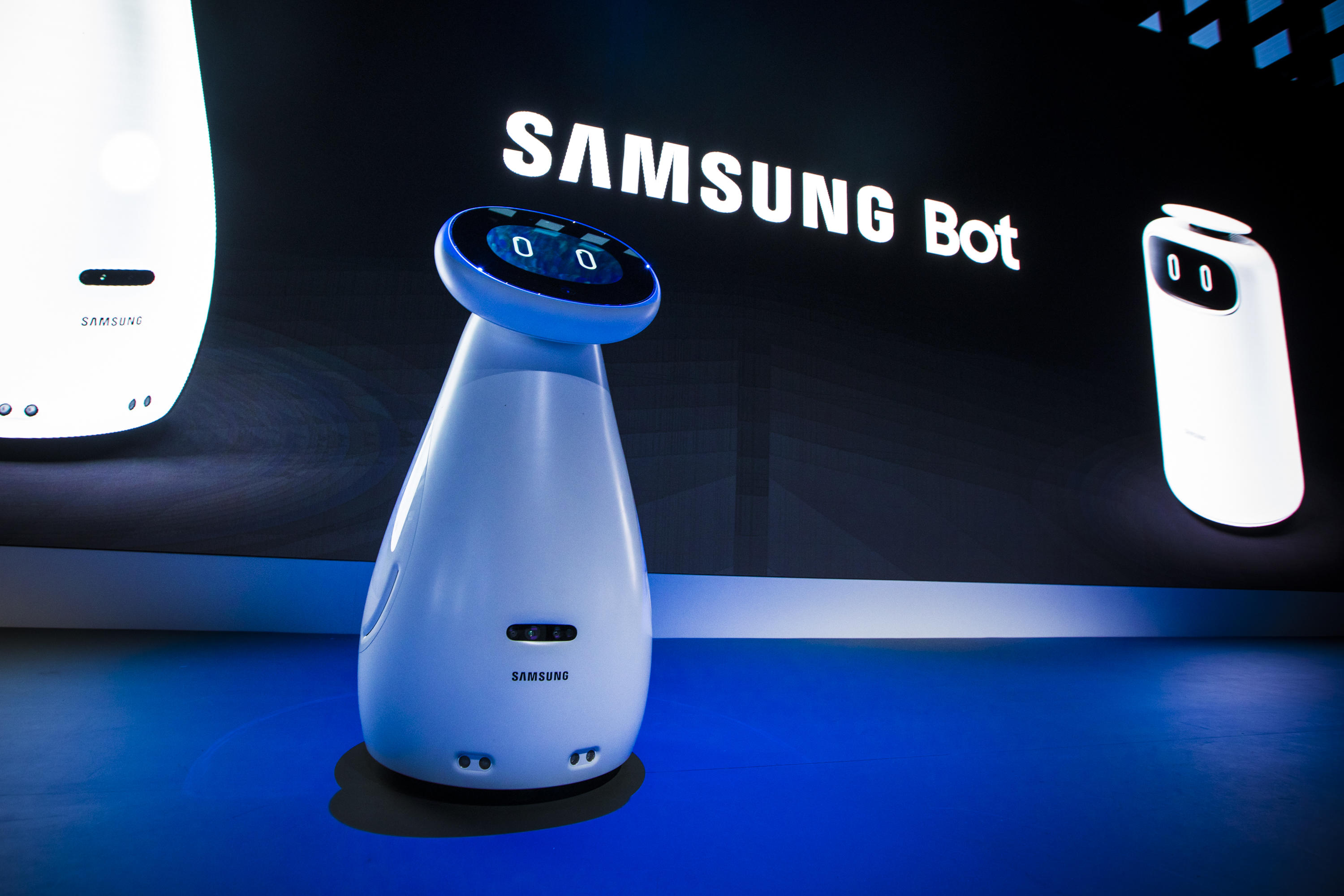 Samsung's Bot Care, 2019