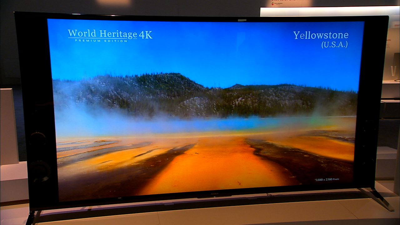 Video: Sony X900B 4K TV flaunts funky design, built-in sound