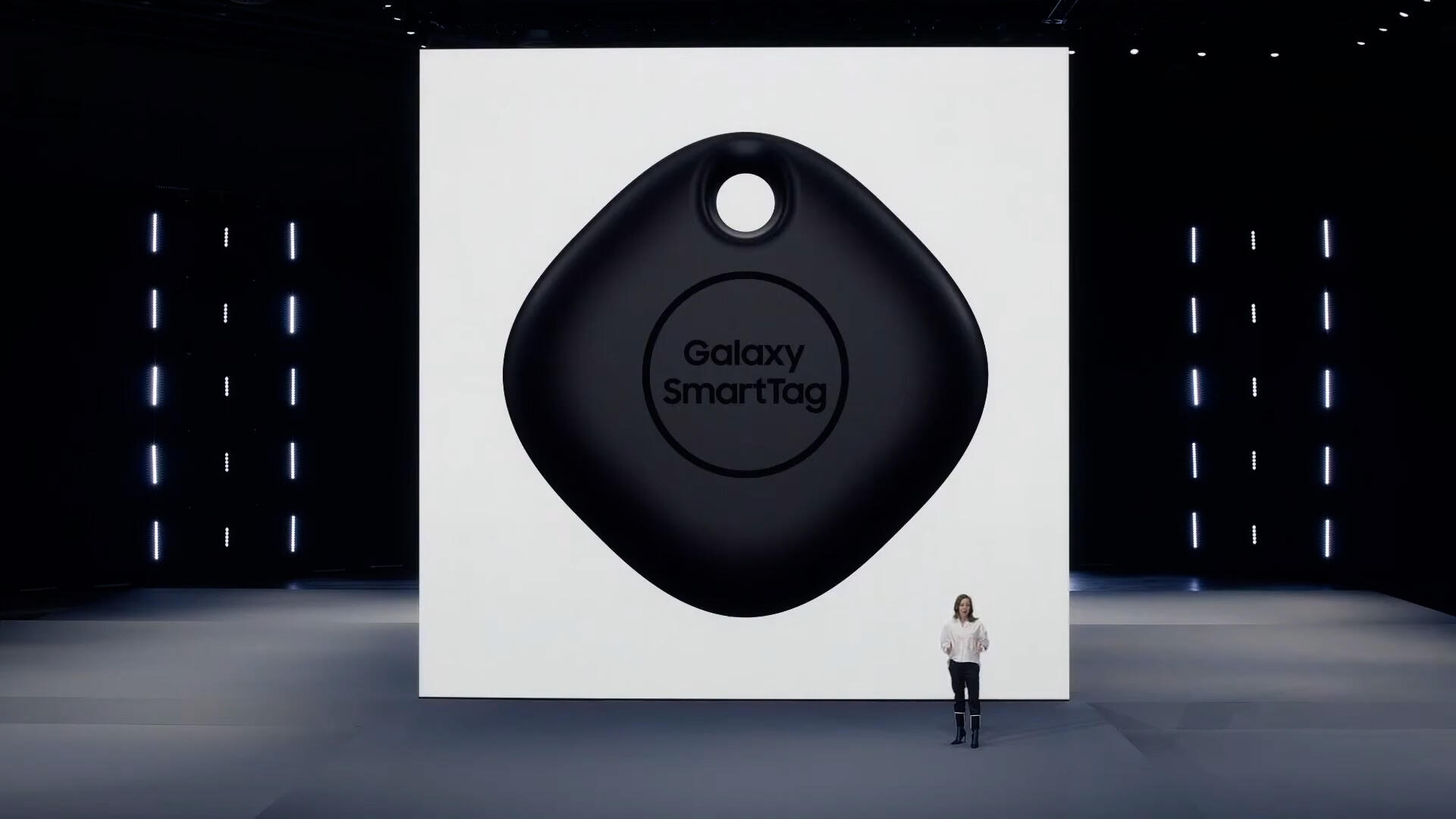 Video: Samsung debuts SmartTags object trackers