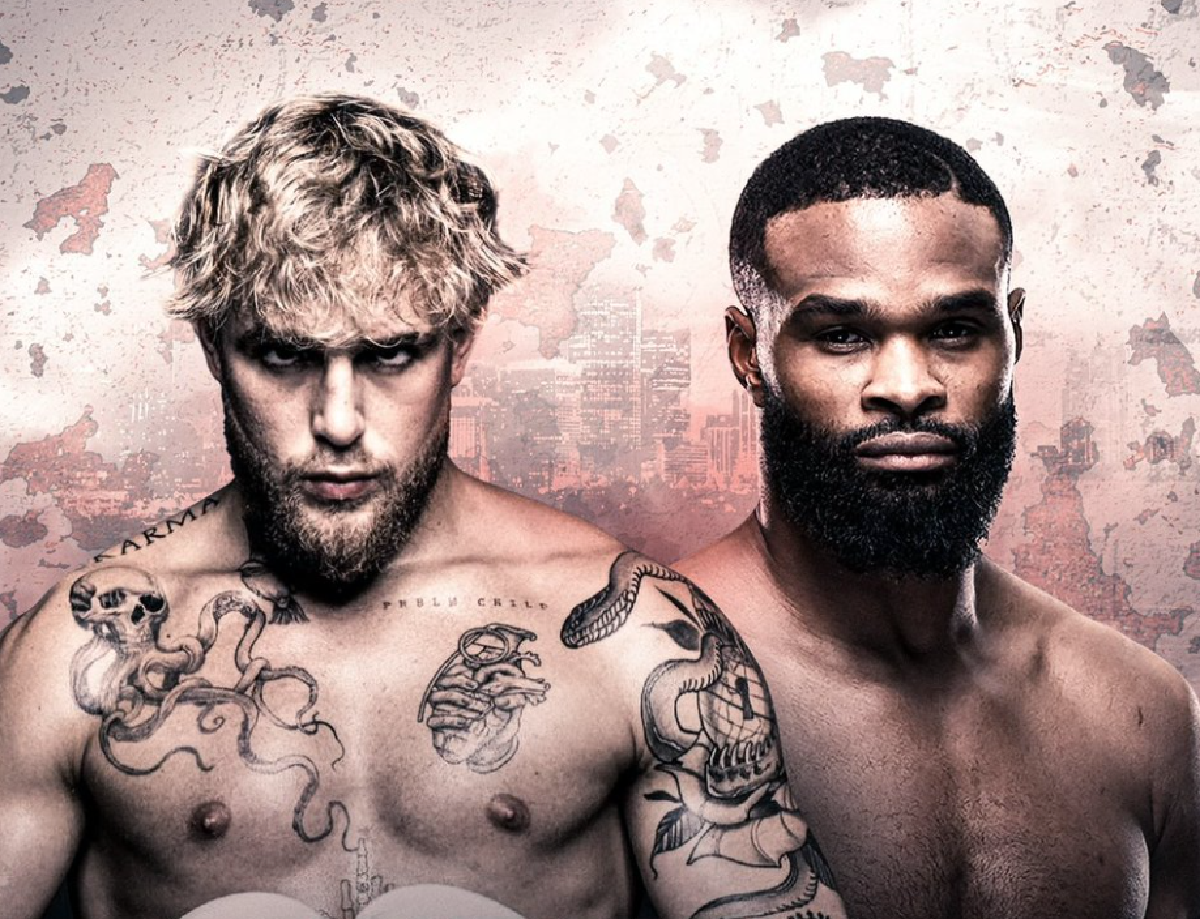 <p>Jake Paul fought Tyron Woodley on Aug. 29, but is he hanging up the gloves?</p>