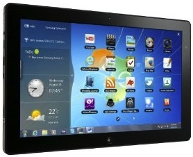 Samsung has brought out a Series 7 tablet in the past with an Intel processor.