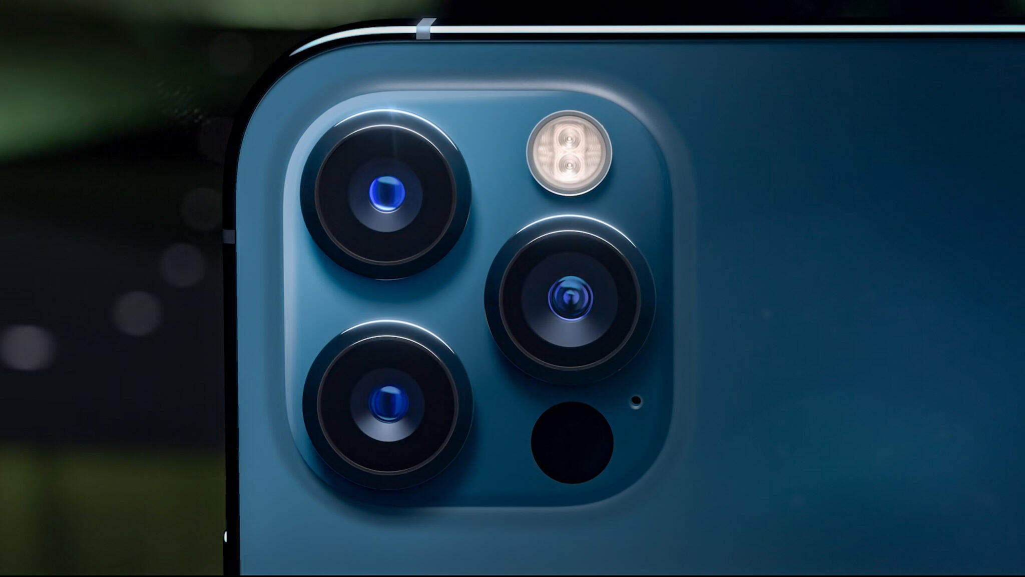 Apple's iPhone Pro phones get new camera abilities, including a bigger image sensor, a faster main camera lens, improved image stabilization, a lidar sensor for low-light autofocus and a longer-reach telephoto lens on the iPhone Pro Max.
