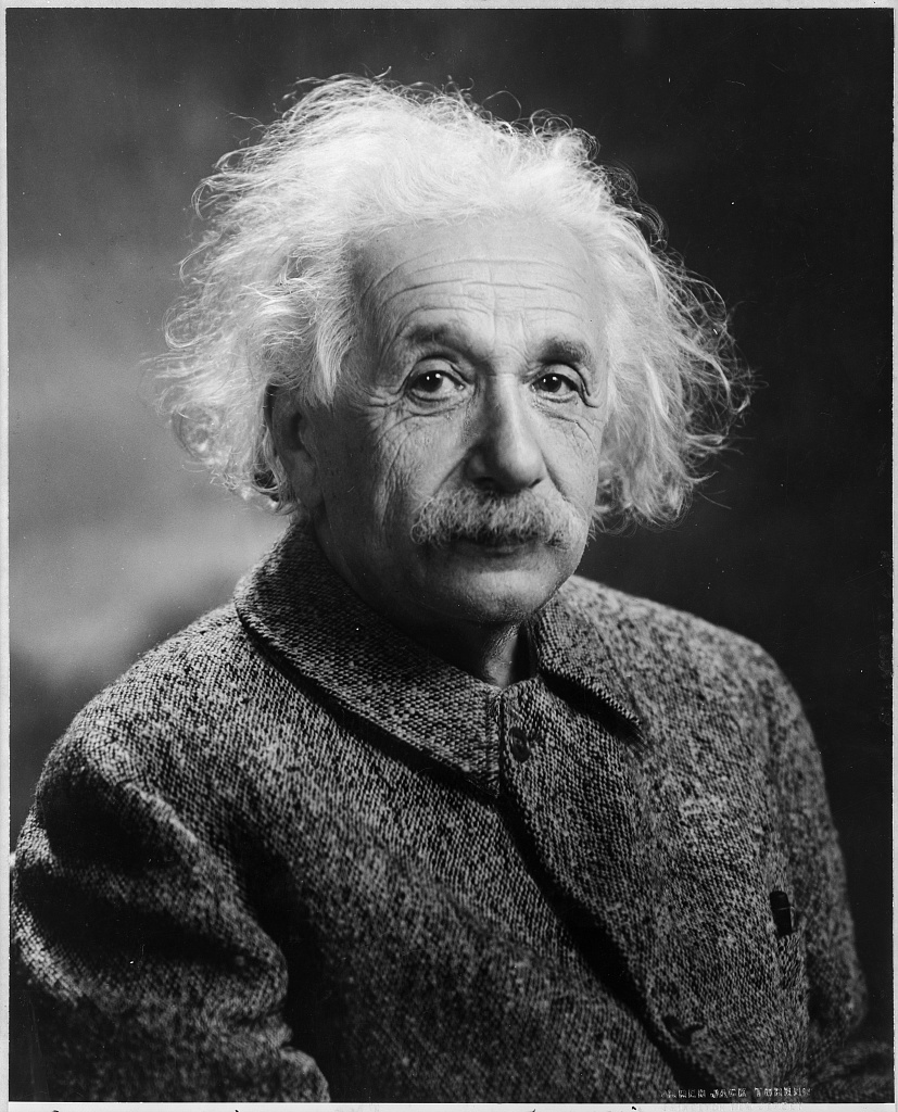 1879: Albert Einstein's birth