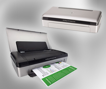 Click now to save 41% on the HP Officejet 100 Mobile Printer!