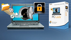 Get Laplink PC Lock for free!